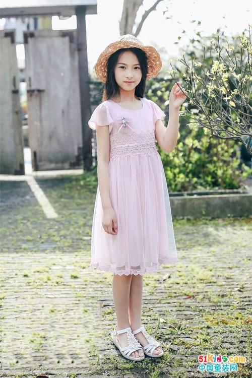【嘉卫邦尼】甜美连衣裙,满足小公举对夏天的所有幻想~