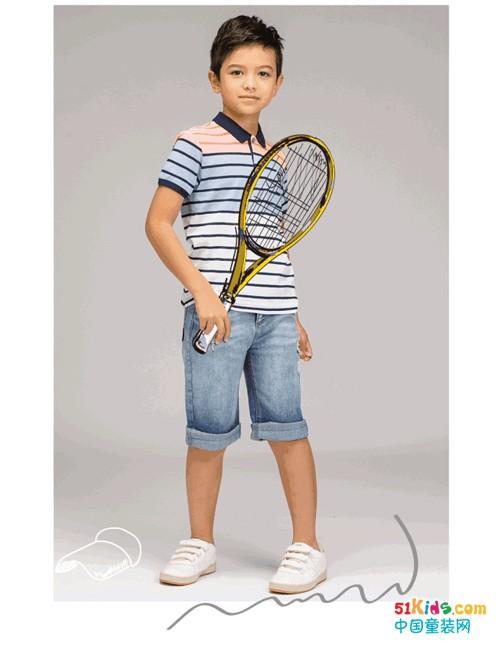 网球Polo衫强势回潮——虎妈最潮练球装备