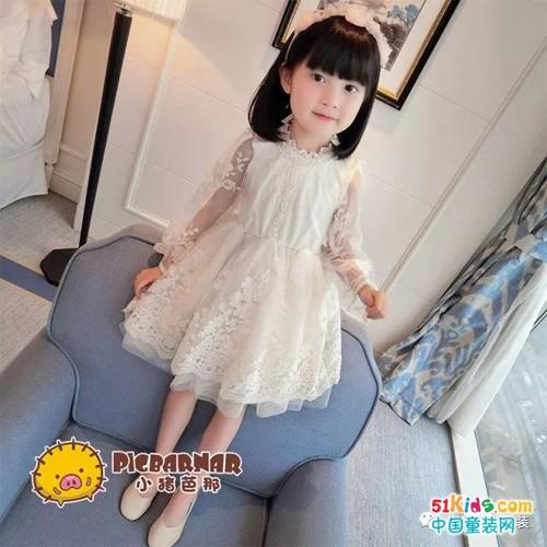 夏季裙装上新 家有小公主就要这样穿