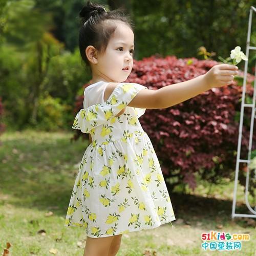 的纯童装:多种色彩打造仙女范
