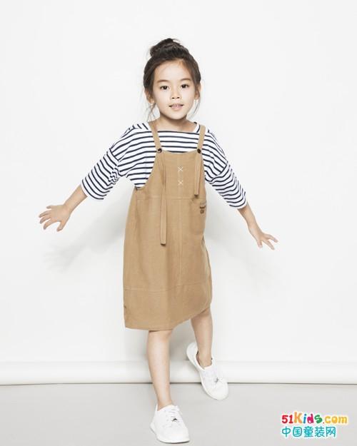 时尚小鱼童装:快乐与时尚是我的标签