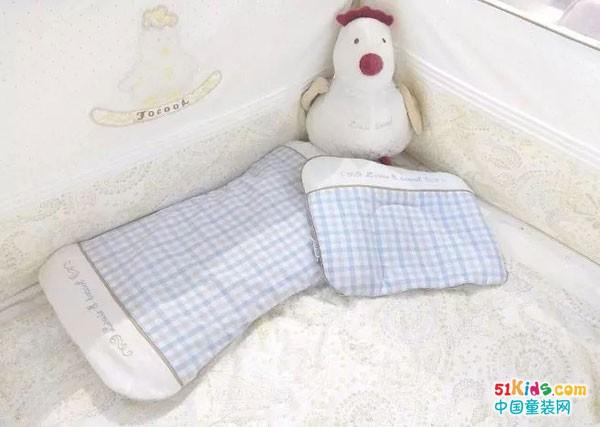 路易迪高儿童保健枕新品上市 宝宝一觉睡天亮