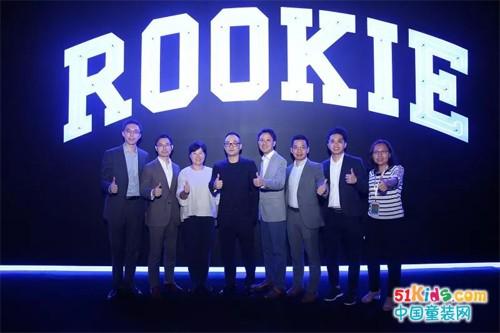 为梦想而来——ROOKIE2019春夏新品发布会圆满落幕