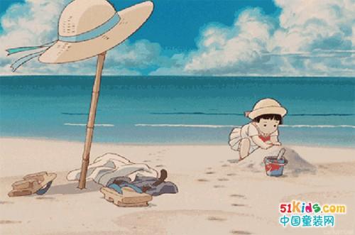 穿搭|暑假来啦,一起踏着浪花捡贝壳吧