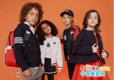 FILA KIDS梦想起航,时尚活力重返校园