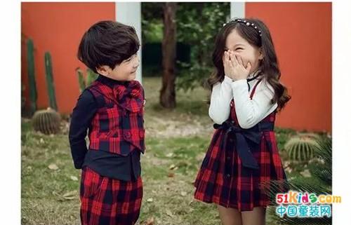 两个小朋友童装18秋冬新品:确认过眼神,遇见对的你!