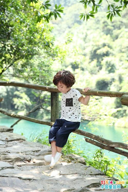 诺麦然童装 来自大自然的美感