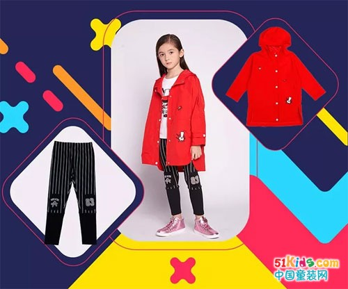 ABC KIDS秋季服装系列 | 开学季,就是要你红!