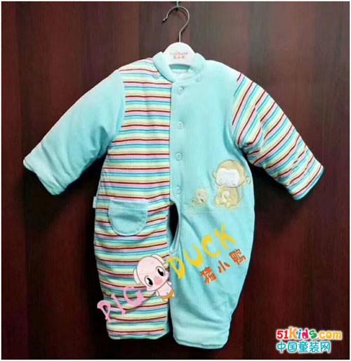 有了连体衣,再也不用担心婴儿的穿着问题了
