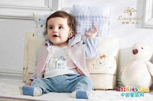 路西米儿童装丨萌童的穿戴也有浪漫意识