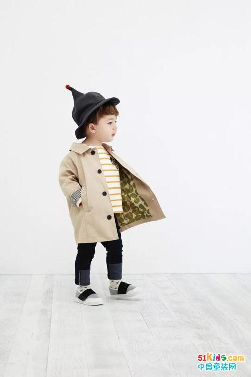 小神童童装教你将以明亮时尚的搭配登场
