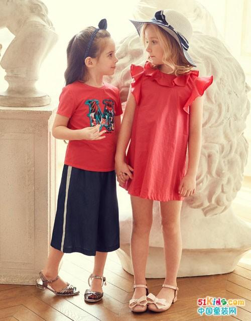 IKKI安娜与艾伦童装丨童年的色彩充满爱意