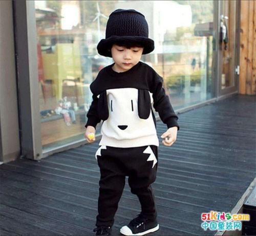 好好打扮孩子到底有多重要,小神童教你们穿搭