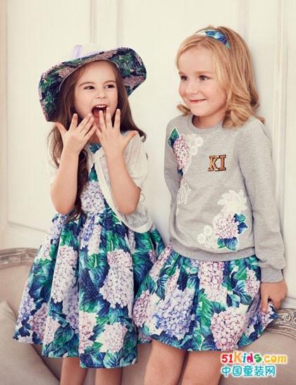 IKKI安娜与艾伦童装 解锁童装穿搭新方法