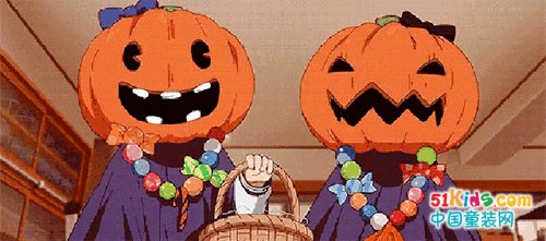 Happy Halloween 万圣节居然是这么来的!