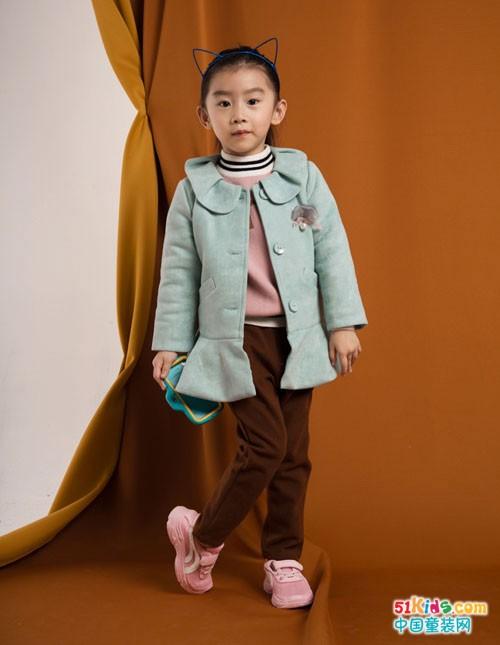 塔哒儿童装 打造舒适典雅的萌宝穿戴系列