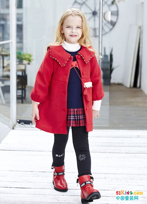 杰米兰帝童装 第一时间感受童装时尚气息