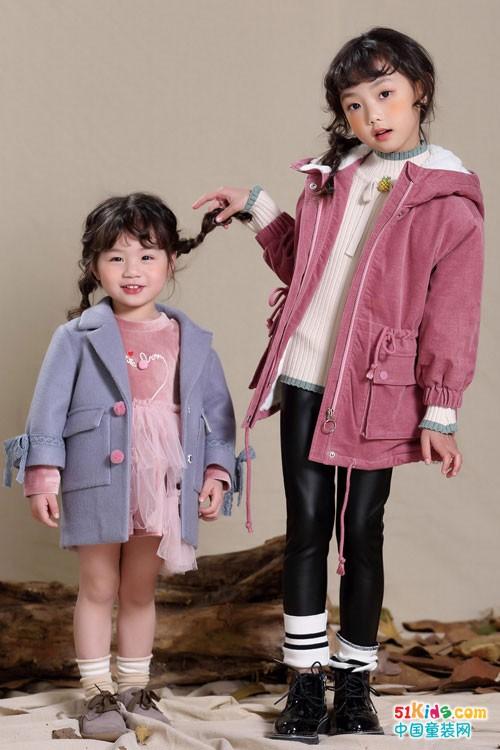 KIKI小鬼当家童装 活泼时尚文艺的风格都在这里