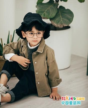 专业研发,原创设计:布兰卡Mr.Branca童装品牌加盟