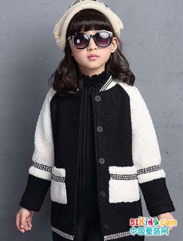 保暖重要,时髦也重要,来小神童童装看看吧!