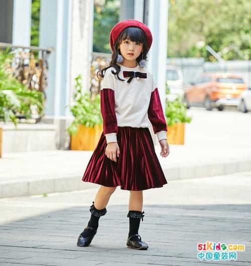 拉斐贝贝童装 穿出个性时尚的潮流范