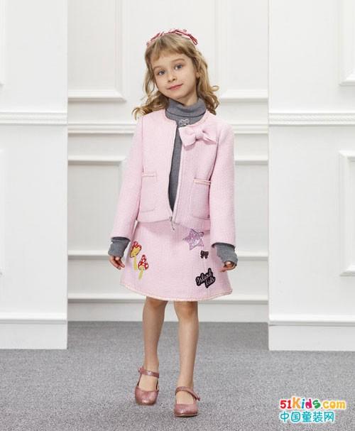 IKKI安娜与艾伦童装 天真活泼的格调更适合孩子