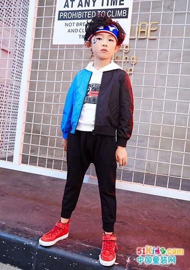 卡儿菲特童装 教你如何穿搭才能够酷