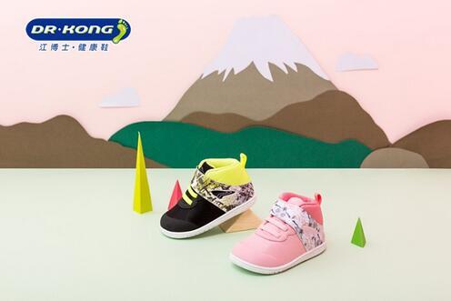 全民大健康时代 江博士以儿童鞋守护儿童足部健康
