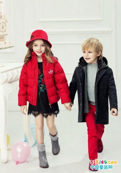 安娜与艾伦童装 创意无限爱意无限时尚无限