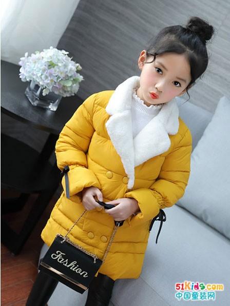 的纯童装 穿出温暖可爱的时尚范