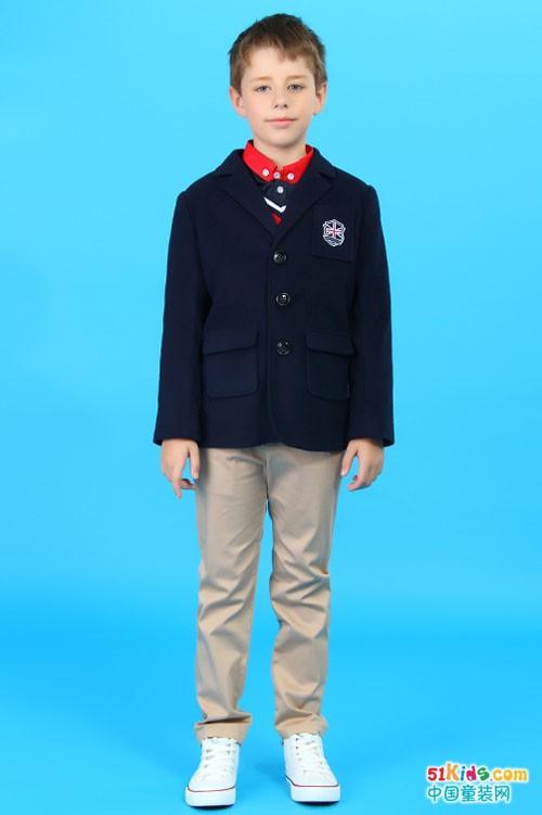 伊顿风尚童装,培养孩子高品质的穿搭风格