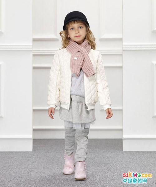 IKKI安娜与艾伦童装 传统与时尚结合演绎完美穿搭