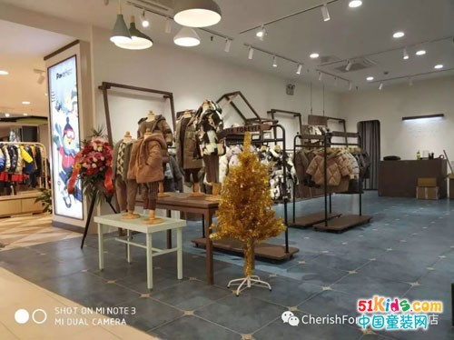 CHERISH FOREVER杭州店铺盛装开业,传播爱与美