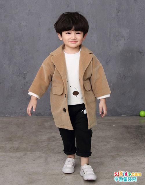 诺麦然童装 冬季保暖也不忘自然健康的穿搭