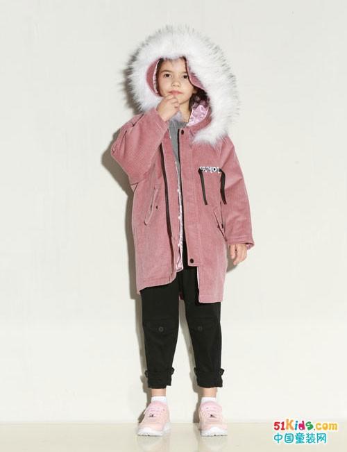 时尚小鱼童装 新款冬装带来自信和惊喜