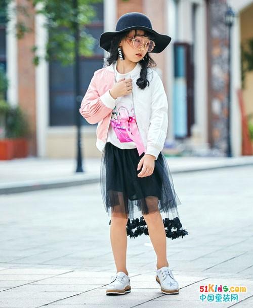 拉斐贝贝童装 无惊艳不出街的潮童时髦范