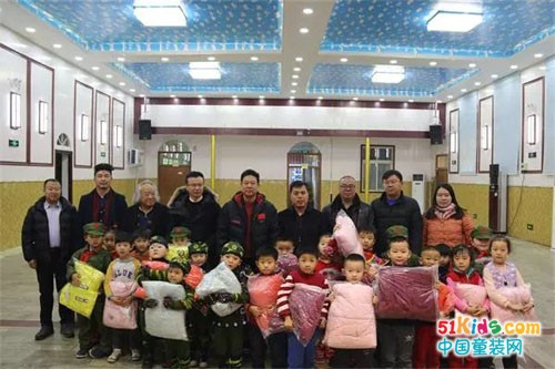 贝贝依依为北京爱丽丝学校送温暖:关爱少年儿童,用公益践行社会责任