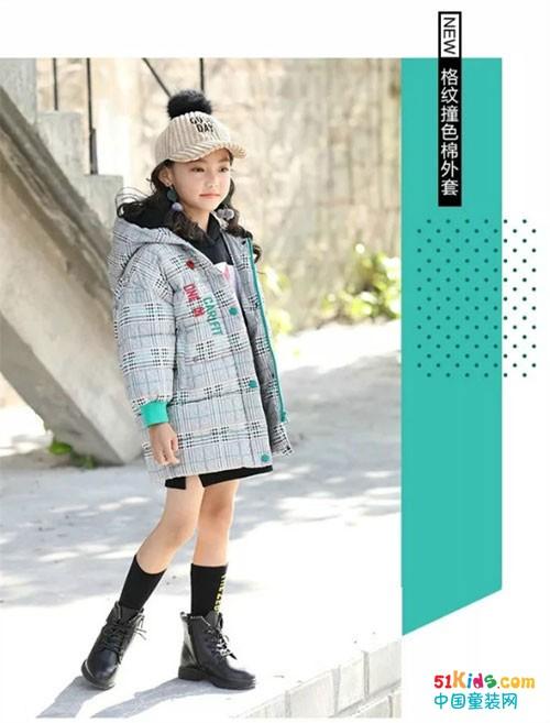 卡儿菲特童装 穿出新年新风景