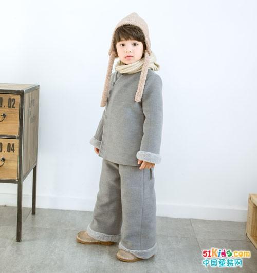 安米莉童装2018冬季新品 彰显自然唯美风格