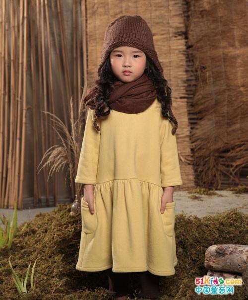 彩虹街童装 孩子们喜欢的文艺时尚风格