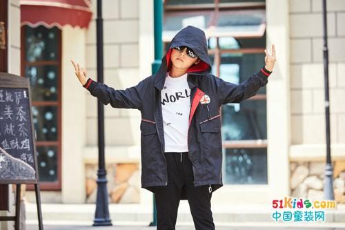 拉斐贝贝童装 小朋友喜欢的炫酷风格