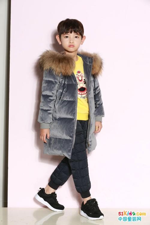 时尚小鱼童装 给你一个时尚有品质的穿戴