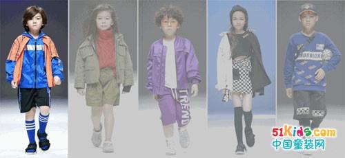 2019春夏童装色彩趋势与风格预测