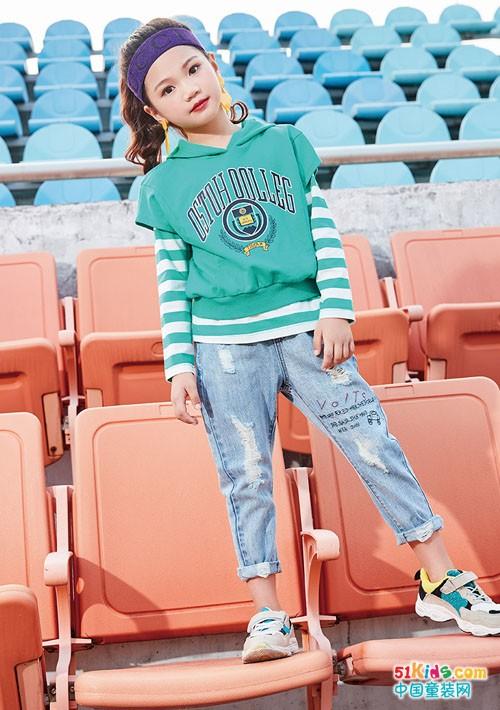 卡儿菲特童装 穿出帅气每一天