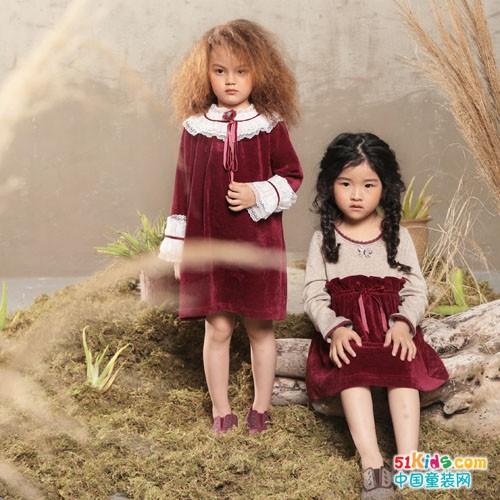 彩虹街童装 童话世界的美好