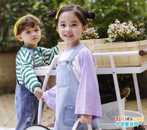 DT.KIDS初春丨焕然衣新