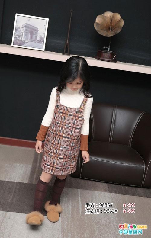 米芝儿童装 春装除了好看,还要柔软舒适