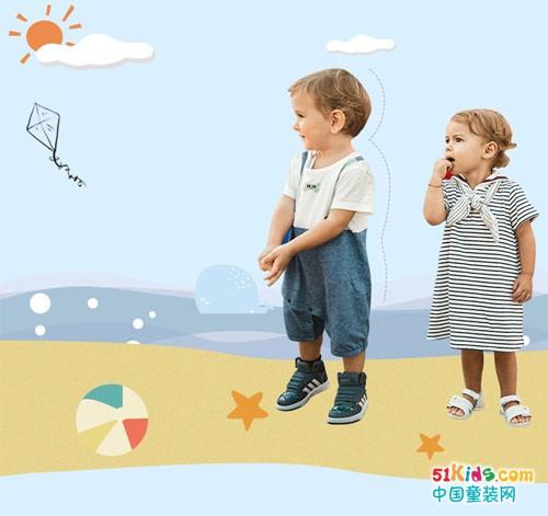 GBKIDS夏季新品上新丨开启我的初夏小小世界