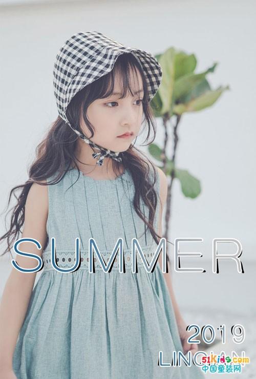 林芊2019 Summer 明媚の夏,焕新改变