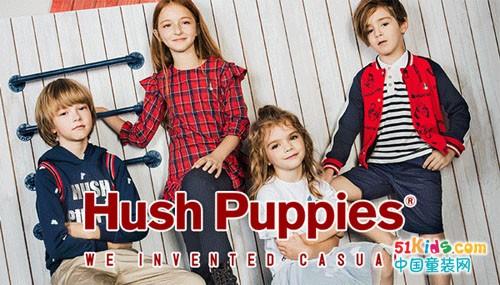 踏青季,暇步士Hush Puppies Kids邀您全家共享春日美好时光
